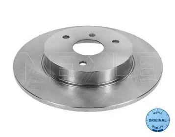 Передний тормозной диск на Смарт Кроссблейд 'MEYLE 015 521 2077'.