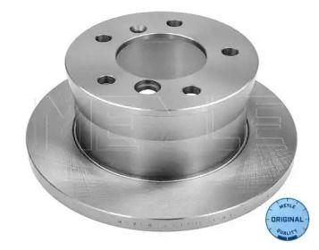 Задний тормозной диск на MERCEDES-BENZ G-CLASS 'MEYLE 015 523 2031'.