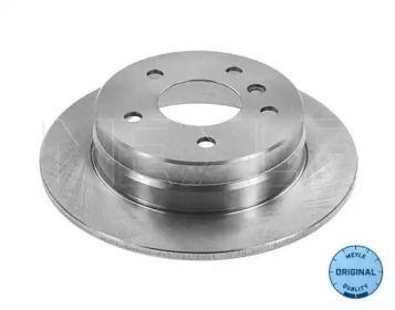 Задний тормозной диск на Мерседес Ванео 'MEYLE 015 523 2091'.