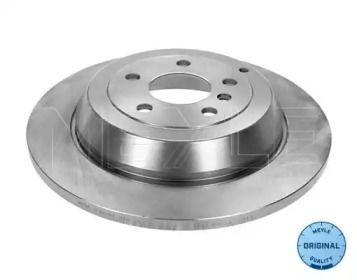 Задний тормозной диск на Мерседес Р класс 'MEYLE 015 523 0028'.
