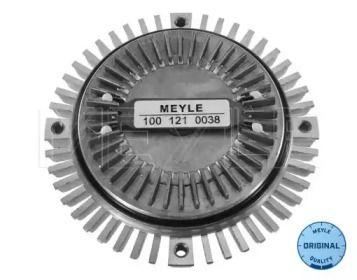 Вискомуфта на VOLKSWAGEN PASSAT 'MEYLE 100 121 0038'.