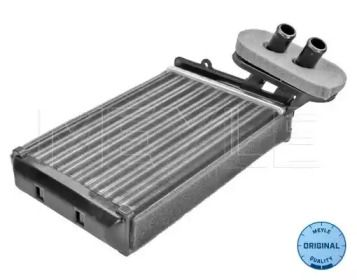 Радиатор печки на Фольксваген Гольф 'MEYLE 100 819 0001'.