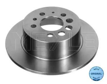 Задний тормозной диск на Вольво 240 'MEYLE 515 521 5013'.