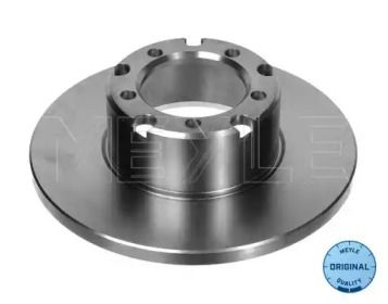 Передний тормозной диск на Мерседес Т2 'MEYLE 015 521 2006'.