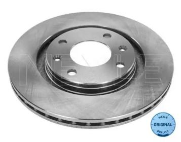 Вентилируемый передний тормозной диск на CITROEN XANTIA 'MEYLE 11-15 521 0032'.
