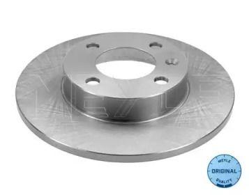 Передній гальмівний диск 'MEYLE 115 521 1005'.