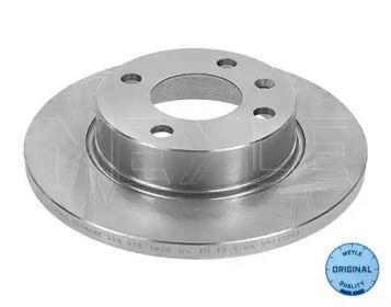 Передний тормозной диск на Шкода Фелиция 'MEYLE 115 521 1023'.