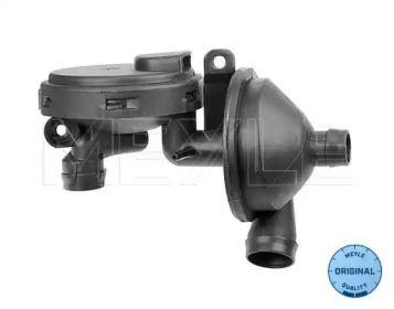 Клапан вентиляції картерних газів MEYLE 314 036 0000.
