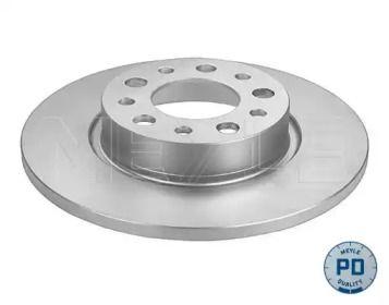 Задний тормозной диск на Джип Ренегат 'MEYLE 15-15 523 0003/PD'.