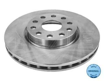 Вентилируемый передний тормозной диск на Лянча Каппа 'MEYLE 215 521 0015'.