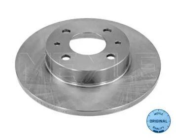 Тормозной диск на Альфа Ромео 33 'MEYLE 215 523 2001'.