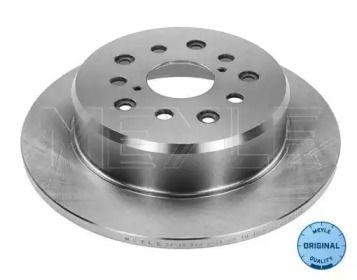 Задний тормозной диск на LEXUS SC 'MEYLE 30-15 523 0029'.