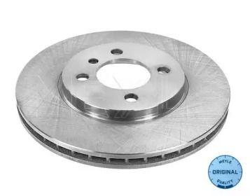 Вентилируемый передний тормозной диск на BMW Z1 'MEYLE 315 521 3001'.
