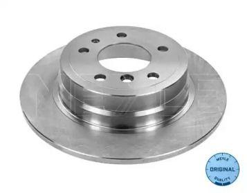 Задний тормозной диск на БМВ 5 'MEYLE 315 523 3004'.