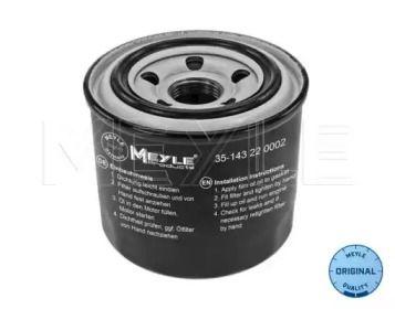 Масляний фільтр на Мазда СХ7 MEYLE 35-14 322 0002.