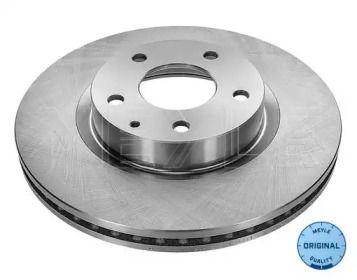 Вентилируемый передний тормозной диск на Мазда СХ3 'MEYLE 35-15 521 0043'.