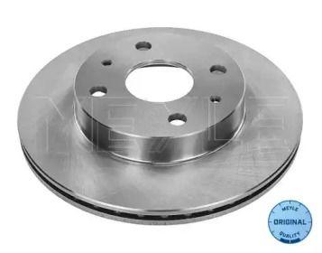 Вентилируемый передний тормозной диск на Дайхатсу Тревис 'MEYLE 39-15 521 0004'.