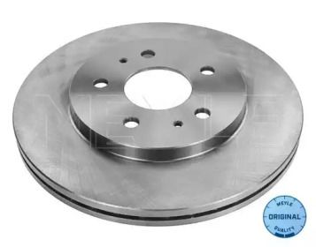 Вентилируемый передний тормозной диск на DAIHATSU TERIOS 'MEYLE 39-15 521 0005'.