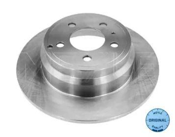 Задний тормозной диск на Вольво 850 'MEYLE 515 523 0013'.
