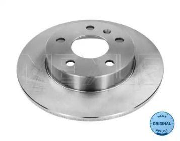 Задний тормозной диск на OPEL ZAFIRA 'MEYLE 615 523 0024'.