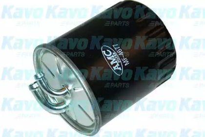Паливний фільтр 'AMC FILTER MF-4677'.