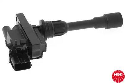Котушка запалювання на Мазда Премаси 'NGK 48208'.