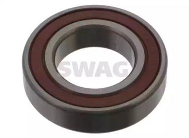 Підвісний підшипник карданного валу 'SWAG 10 87 0024'.