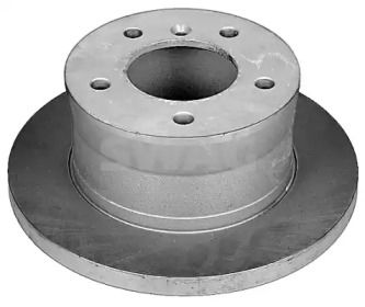 Задний тормозной диск 'SWAG 10 90 9101'.