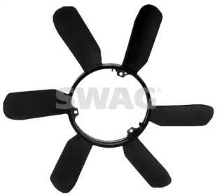 Крильчатка вентилятора охолодження двигуна на Мерседес Г Клас  SWAG 10 91 5275.