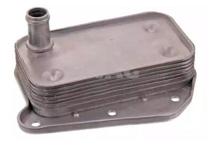 Масляний радіатор на Мерседес W211 SWAG 10 93 7743.