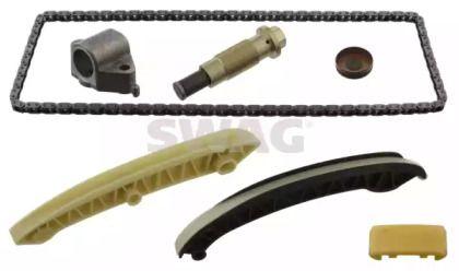 Комплект ланцюга ГРМ на Mercedes-Benz W212 SWAG 10 94 0953.
