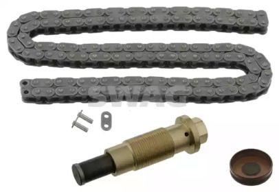 Комплект ланцюга ГРМ на Мерседес W212 SWAG 10 94 4505.