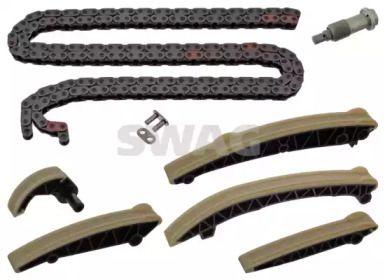 Комплект ланцюга ГРМ на Мерседес ГЛЕ  SWAG 10 94 9461.