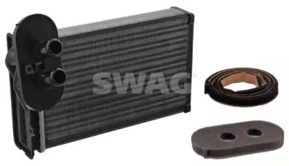 Радиатор печки на SEAT TOLEDO 'SWAG 30 91 1089'.
