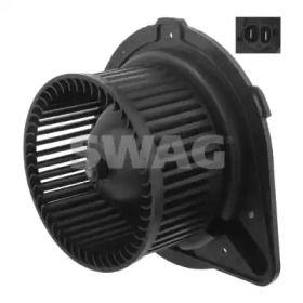 Вентилятор печки на Фольксваген Джетта 'SWAG 30 91 8782'.