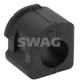 Втулка переднего стабилизатора на VOLKSWAGEN JETTA 'SWAG 30 91 9050'.