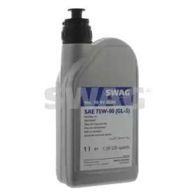 Трансмиссионное масло на Фольксваген Пассат SWAG 30 94 0580.