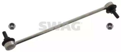 Передняя стойка стабилизатора 'SWAG 50 92 2408'.