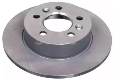 Задний тормозной диск на RENAULT AVANTIME 'SWAG 60 94 4077'.