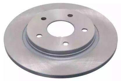 Задний тормозной диск на DODGE GRAND CARAVAN 'SWAG 70 94 3900'.