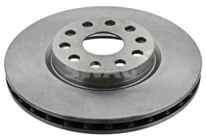 Вентилируемый передний тормозной диск на LANCIA KAPPA SWAG 74 91 4077.