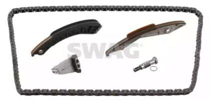 Комплект цепи ГРМ 'SWAG 99 13 0340'.