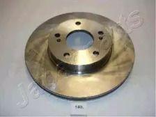 Вентилируемый передний тормозной диск на Ниссан Максима 'JAPANPARTS DI-140'.