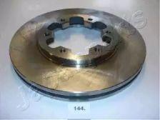 Вентилируемый передний тормозной диск на Ниссан Террано 'JAPANPARTS DI-144'.