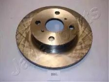 Вентилируемый передний тормозной диск 'JAPANPARTS DI-266'.