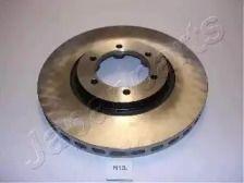Вентилируемый передний тормозной диск на HYUNDAI TERRACAN 'JAPANPARTS DI-H13'.