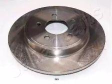 Задний тормозной диск на Мазда Трибьют 'JAPANPARTS DP-365'.