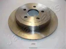 Задний тормозной диск на Крайслер Неон 'JAPANPARTS DP-990'.