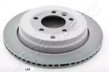 Вентилируемый задний тормозной диск 'JAPANPARTS DP-L00'.