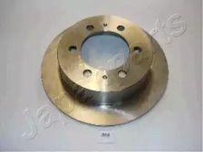 Задний тормозной диск на Санг Йонг Муссо 'JAPANPARTS DP-S00'.